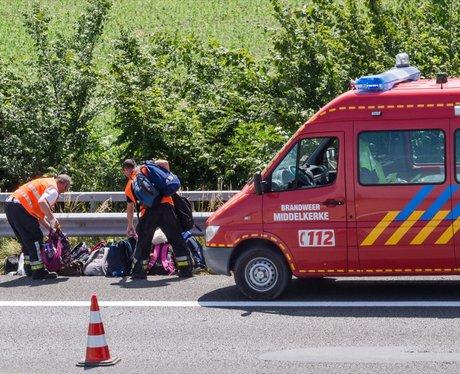 Belgium Coach Crash