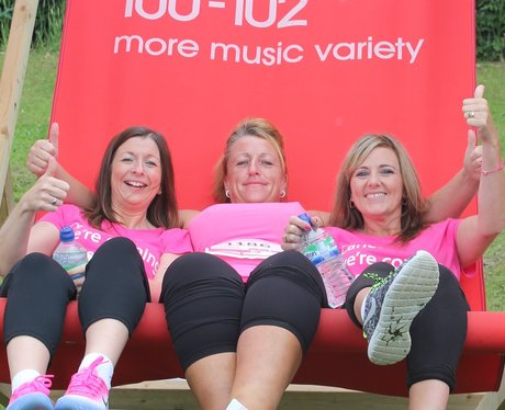 Heart Angels: Race For Life (Durham) 28th June 201