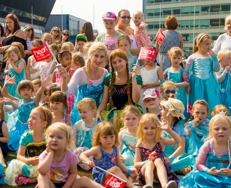 Ipswich Open Air Movies - Frozen 2015