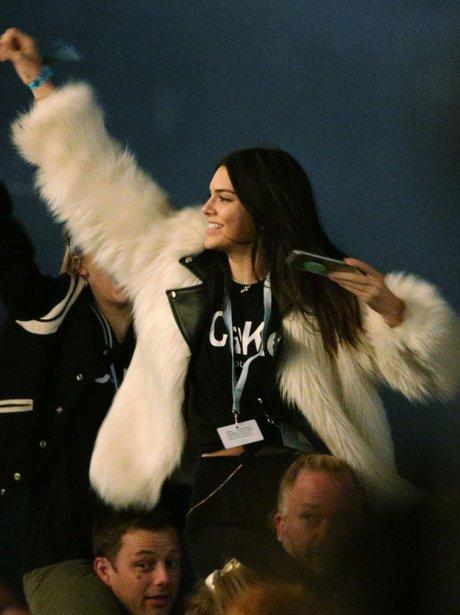 Kendall Jenner At Glastonbury, 2015
