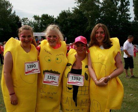 Race For Life Basildon Part One