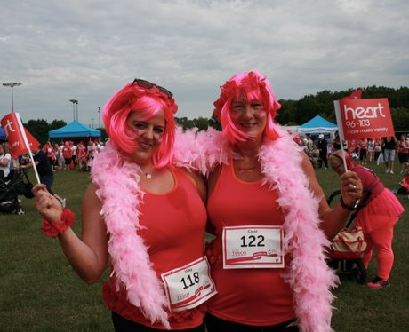 Race For Life Basildon Part One