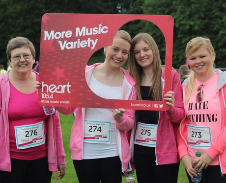 Race For Life Birkenhead 2015