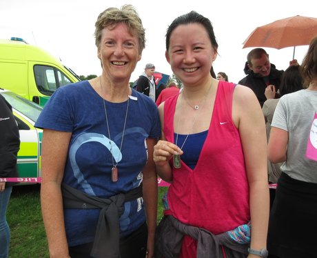 Race for Life Milton Keynes 2015