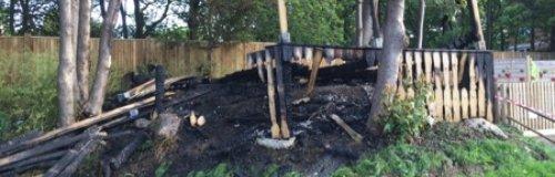 St Nicolas School Classroom Fire
