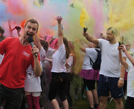 Yorkshire - Wakefield Colour Run