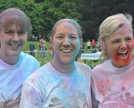 Yorkshire - Wakefield Colour Run