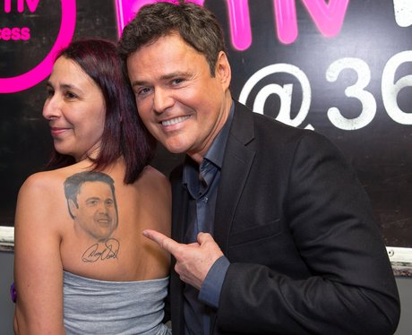 831f292a2 Craziest Fan Tattoos Of All Time! - Heart