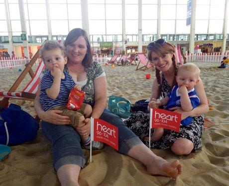 Centre:mk Summer Beach - 10th July 2015