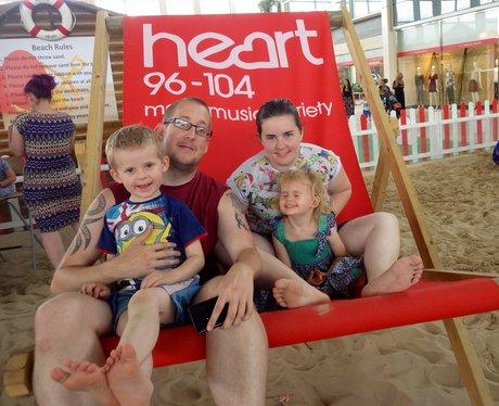Centre:mk Summer Beach - 11th July 2015