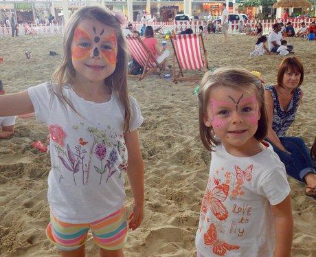 Centre:mk Summer Beach - 4th July 2015