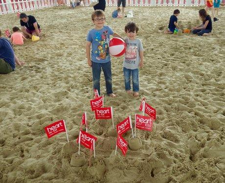 Centre:mk Summer Beach - 5th July 2015