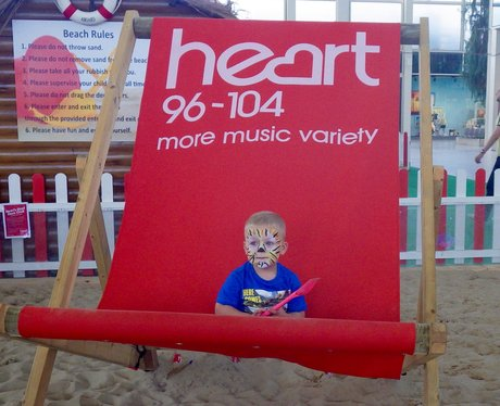 Centre:mk Summer Beach - 7th July 2015