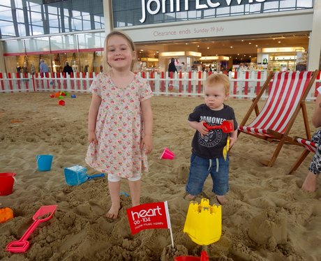 Centre:mk Summer Beach - 8th July 2015