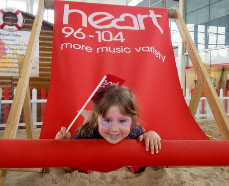 Centre:mk Summer Beach - 8th July 2015