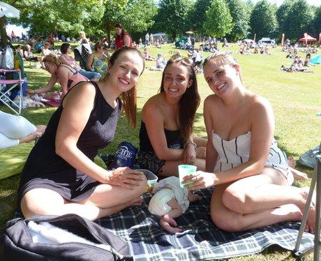 Colchester Summer Screen - Wimbledon