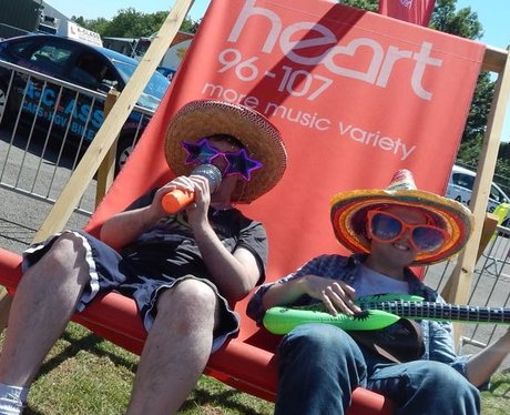Heart Angels: Kent County Show Day One (10th July