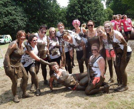 Heart Angels: Maidstone Pretty Muddy - Lets get Mu