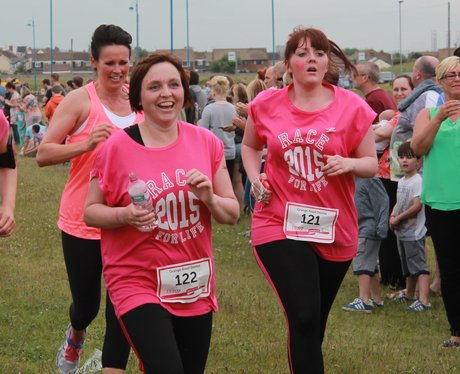 Heart Angels: Race For Life (Hartlepool) - 05th Ju