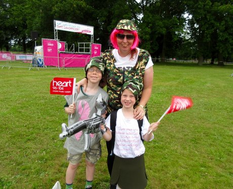 Race For Life 2015 - Luton