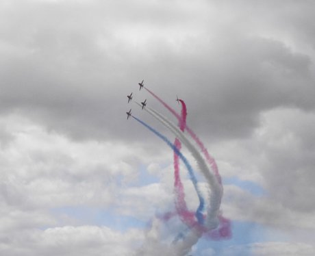 Heart Angels: Yeovilton Air Day 11th July 2015