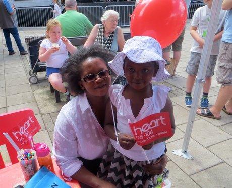 Stevenage Town Centre Summer Street Festival