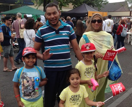 The 2015 Cowley Road Carnival