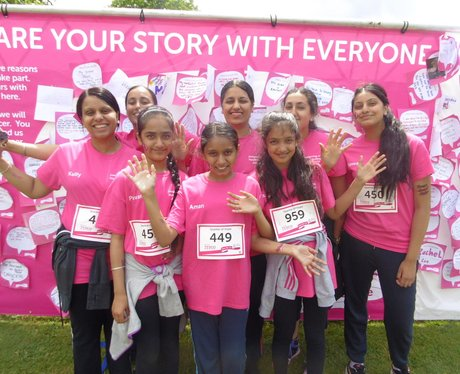 Dudley Race For Life - The Afternoon Race!