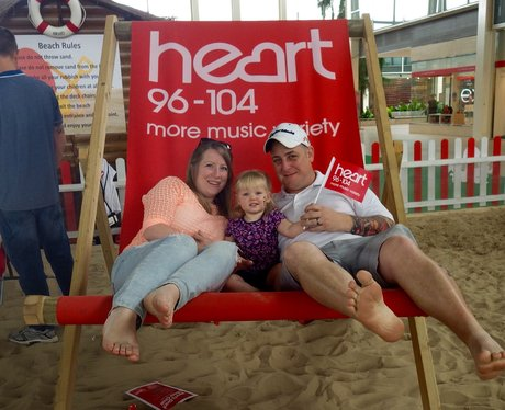 Centre:mk Summer Beach - 12th July 2015