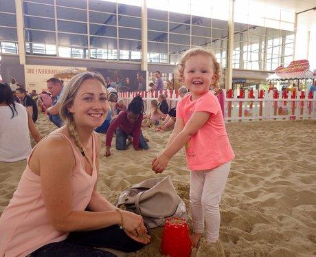 Centre:mk Summer Beach - 12th July 2015