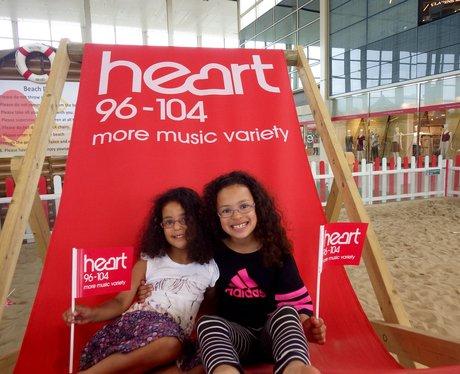 Centre:mk Summer Beach - 13th July 2015