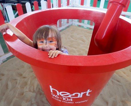 Centre:mk Summer Beach - 16th July 2015