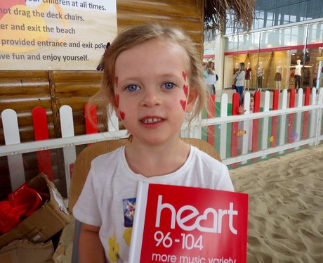 Centre:mk Summer Beach - 17th July 2015