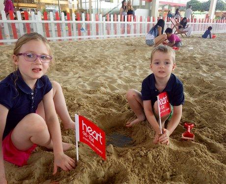 Centre:mk Summer Beach - 18th July 2015