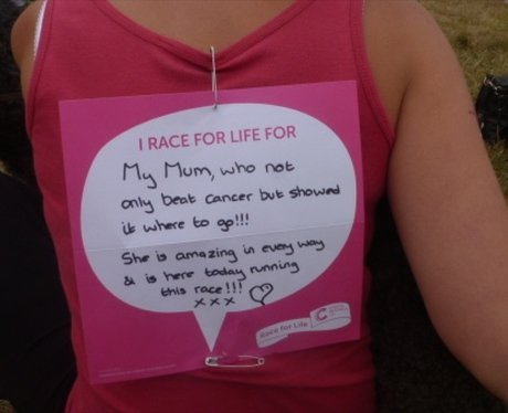 Chelmsford Race For Life - Why You Did It