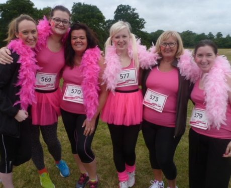 Chelmsford Race For Life Part 1