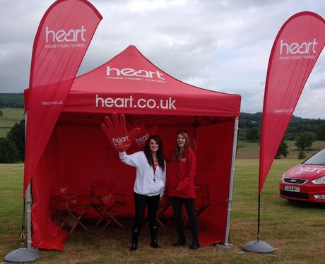 Heart Angels in the Heart tent