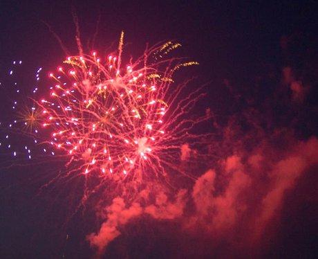 Great Yarmouth Fireworks 2015 Wk1