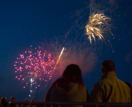 Great Yarmouth Fireworks 2015 Wk1