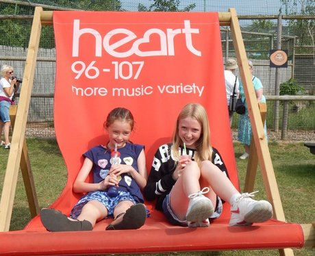 Heart Angels: Big Cat Sanctuary - Day One (16th Ju