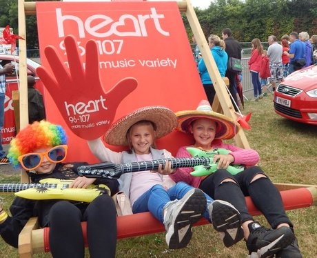 Heart Angels: Kent County Show Day Three (12th Jul