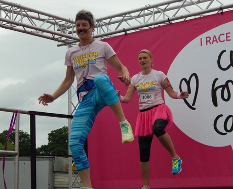 Heart Angels: Maidstone 10K Race For Life (12th Ju