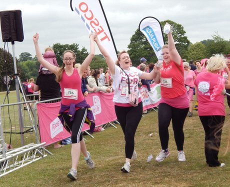 Heart Angels: Maidstone 5K Race For Life (12th Jul