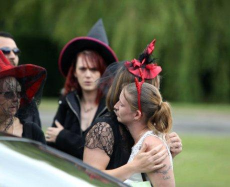 Luton Halloween Funeral 1