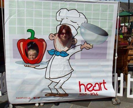Merthyr Food Festival 2015