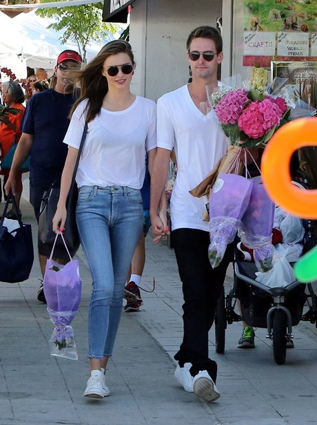 Miranda Kerr and new boyfriend