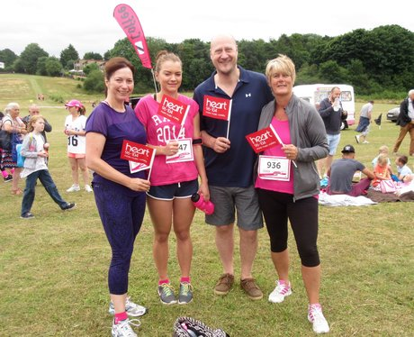Race For Life 2015 - Stevenage