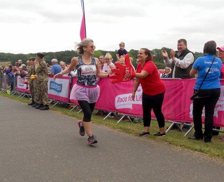 Race For Life 2015 - Stevenage