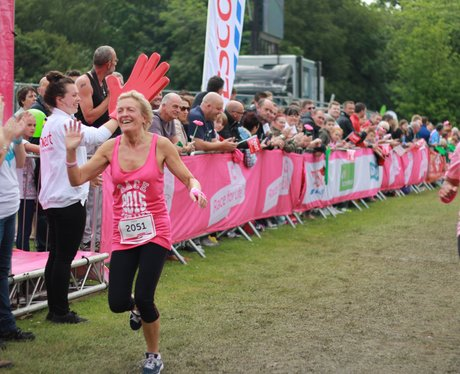 Race For Life Heaton Park 2015