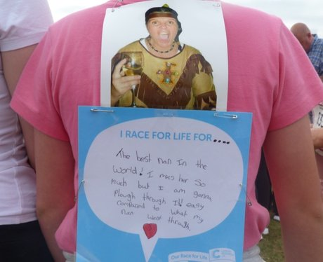 Race For Life North Weald - Why You Did It